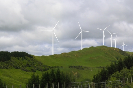 Taumatatotara-NZ Wind Farm