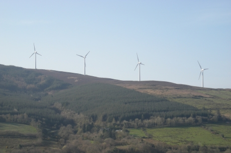 Knockstanna Wind Farm
